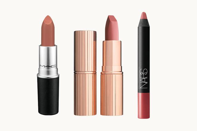 10 Best Nude Lipsticks - Flattering Nude Lip Colors for 2017