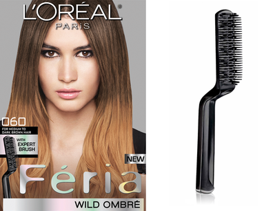 Ombre Hair Color Just Got Even Easier