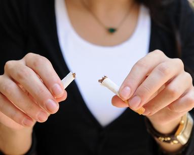 Stop Smoking, It's Ruining Your Skin