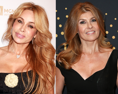 "Connie Britton Says She ""Gets"" Faye Resnick"