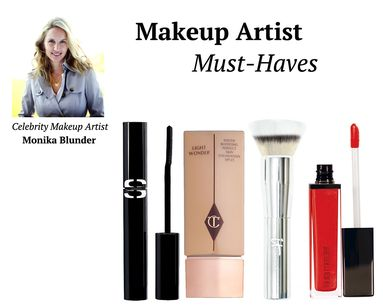 Makeup Artist Must-Haves: Inside Monika Blunder's Kit