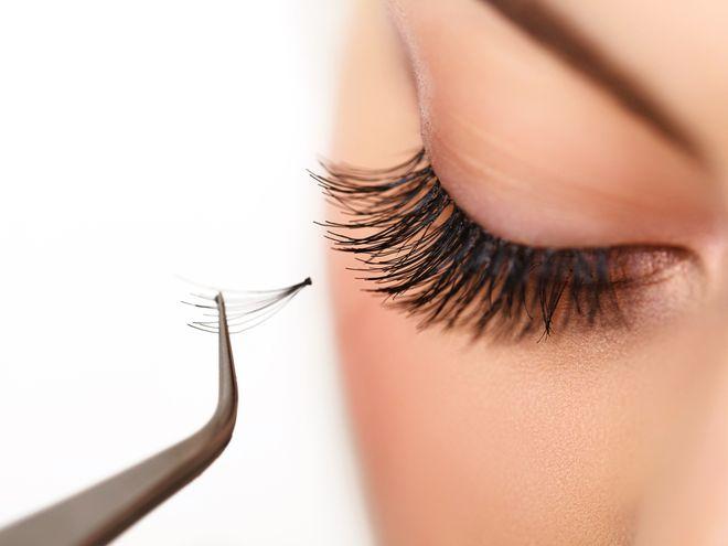 Eyelash Extension Safety Sparse Eyelashes Face Dailybeauty