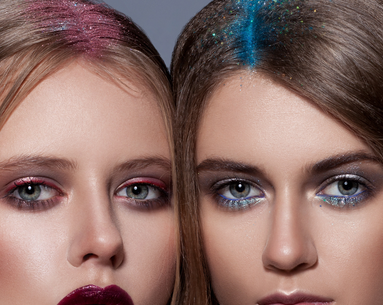 Dry Shampoo Just Got in on the Unicorn Trend