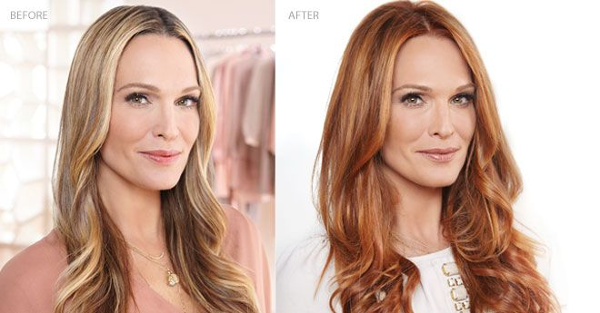 How To Go From Blonde To Red Tips Tutorials Hair