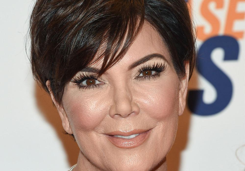 Kris Jenner Platinum Hair Hair Color Hair Dailybeauty The