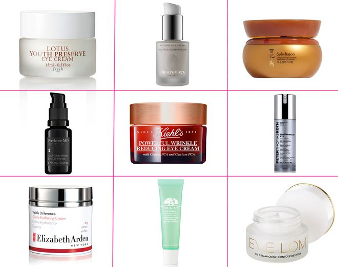 Beauty 101 How To Choose The Best Eye Cream