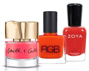 The 5 Best Nontoxic Summer Nail Shades
