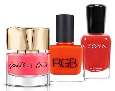 The 5 Best Nontoxic Summer Nail Shades