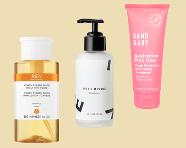 These Are The Best Daily Exfoliators for Soft, Glowing Skin