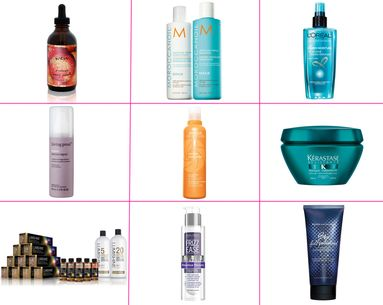 9 New Products That Repair Summer Hair