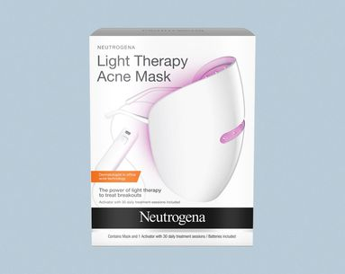 Everything You Need to Know About the Neutrogena Light Therapy Mask Recall