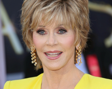 Jane Fonda Doesn't Have to Fight for the Limelight