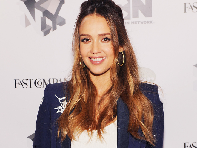 Jessica alba perfect smile excellent