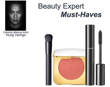 Makeup Artist Must-Haves: Inside Hung Vanngo's Kit
