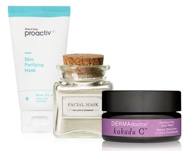 The 6 Best Face Masks for Oily Skin