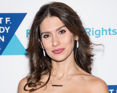 Hilaria Baldwin Relies on This Foundation to Hide Dark Circles and Fake a Well-Rested Look