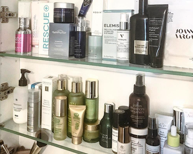 4 Editors Share Their Real Shelfie Of Skin Care Must-Haves