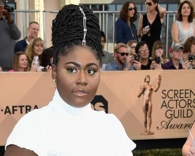 Hair Jewelry Just Became the Biggest Trend of the 2017 SAG Awards