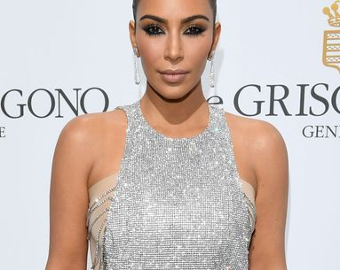 Kim Kardashian's Fourth of July Was Every Beauty Addict's Dream Come True