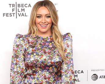 Hilary Duff Just Brought Brigitte Bardot Bangs Back for Summer