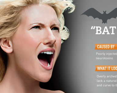 When Beauty Backfires: Bat Brow