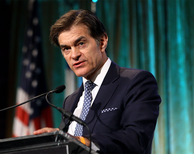 Dr. Oz Is Catching Heat for His Controversial Opinion on Fillers