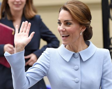 You Won't Believe the $2 Retro Secret Weapon Behind Kate Middleton's Flawless Updos