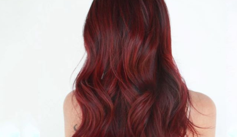 Quot Mulled Wine Quot Red Hair Color Newbeauty