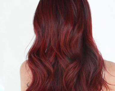 A Bad Red-Dye Job Is Now the Internet's Hair Trend of the Moment