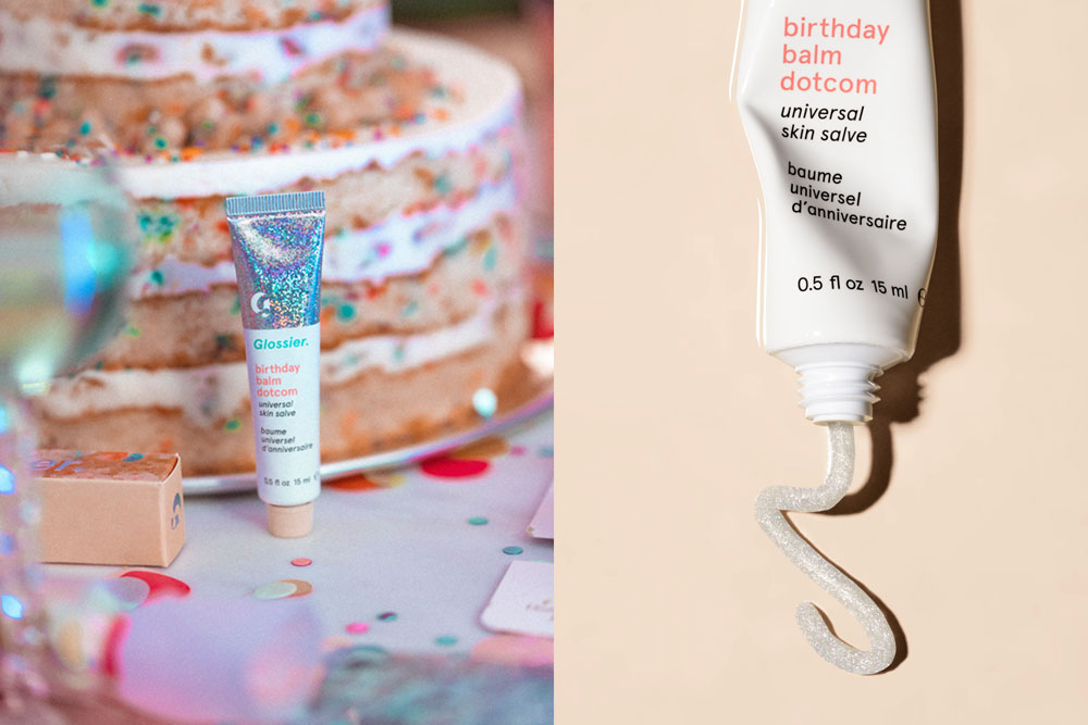 Birthday Cake Lip Balm Is The Sparkly Sweet Beauty Product You Need This Summer