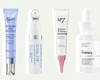 The Best Wrinkle-Erasing Eye Creams That Turn Back Time