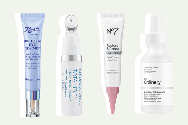 The Best Wrinkle Erasing Eye Creams That Turn Back Time