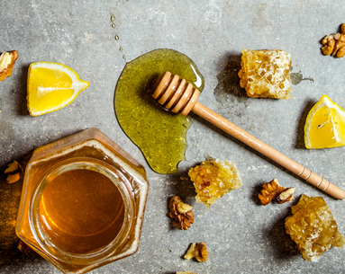 Herb-Infused Honey Is the Newest Way to Get Your Vitamins