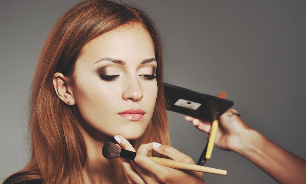 8 Makeup Tricks That Slim Your Face Instantly Cheek Color Makeup