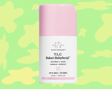The Seriously Powerful Skin Care Treatment That Doesn't Irritate Skin