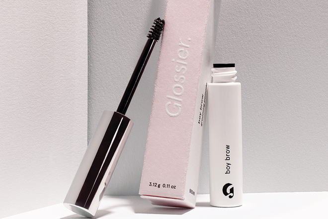 glossier boy brow review news dailybeauty the beauty authority