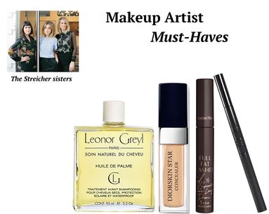 Makeup Artist Must-Haves: Inside The Streicher Sisters' Kit