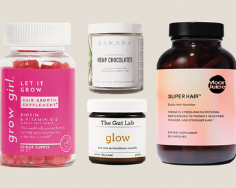 15 New Supplement Launches for Glowing Skin, Healthier Hair + Better Brain Health