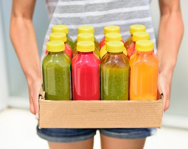 Naked Juice Is Getting Sued for Pretending to Be Healthy