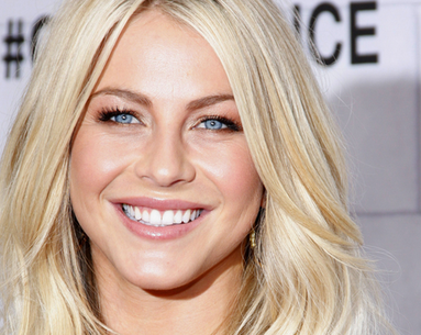Julianne Hough Just Dyed Her Hair Flaming Red and She Looks SO Different