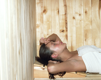 Why Everyone's Obsessed With Infrared Saunas