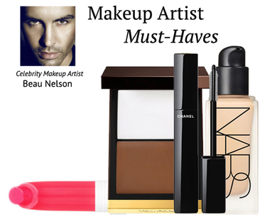 Makeup Artist Must-Haves: Inside Beau Nelson's Kit