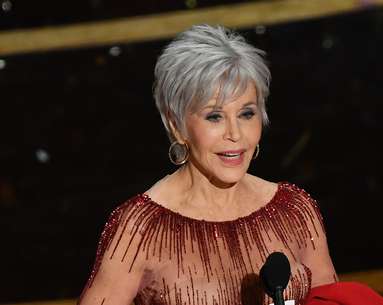 The Simple Foundation Trick That Gives Jane Fonda's Skin an Airbrushed Finish