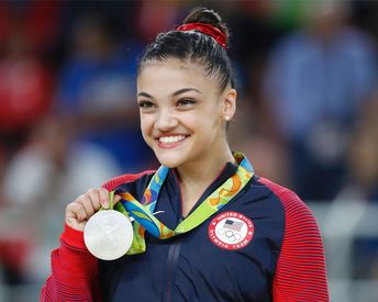 Olympic Gymnast Laurie Hernandez Has a New Beauty Gig!