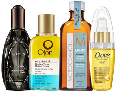 Fabulous Hair Oils for Your Hair Type