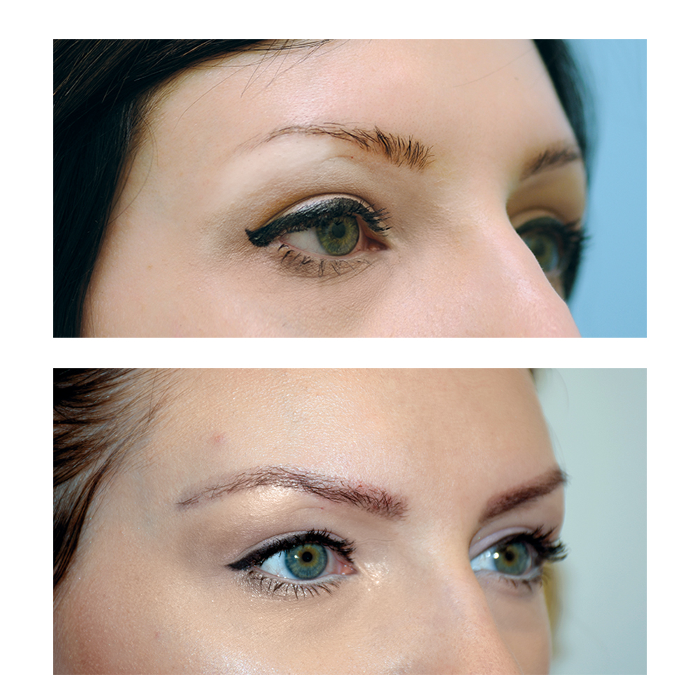 Ways To Fix Thinning Brows Eyebrows Makeup The Beauty Authority