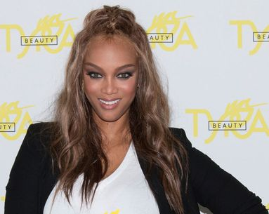 Tyra Banks Just Launched a Super Innovative Skin Care Line