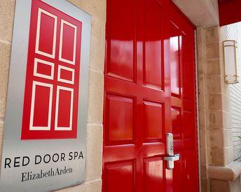 The Beloved Red Door Spa Is Getting a HUGE Makeover