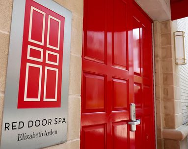 The Beloved Red Door Spa Is Getting a HUGE Makeover