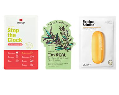 7 Sheet Masks That Fix Everything